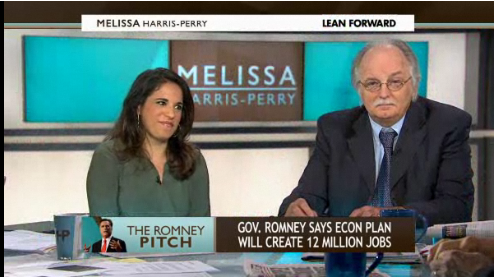 The Romney Pitch – Melissa Harris-Perry MSNBC