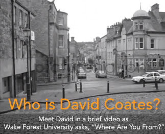 Who is David Coates?
