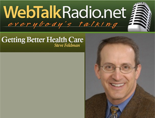 Talking health care politics with Dr. Steve Feldman