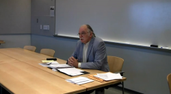 TAM Lecture: David Coates on the financial crises in US & UK (1/2)