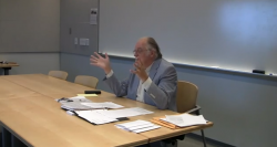 TAM Lecture: David Coates on the financial crises in US & UK (2/2)